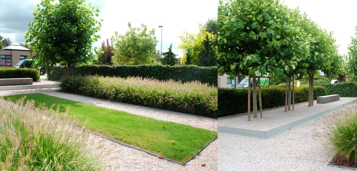 Deteldertuinen tuin landschapsarchitectuur - Moderne landschapsarchitectuur ...