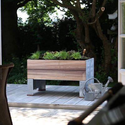 Kruidentuin op uw terras de telder tuinen - Buiten terras model ...