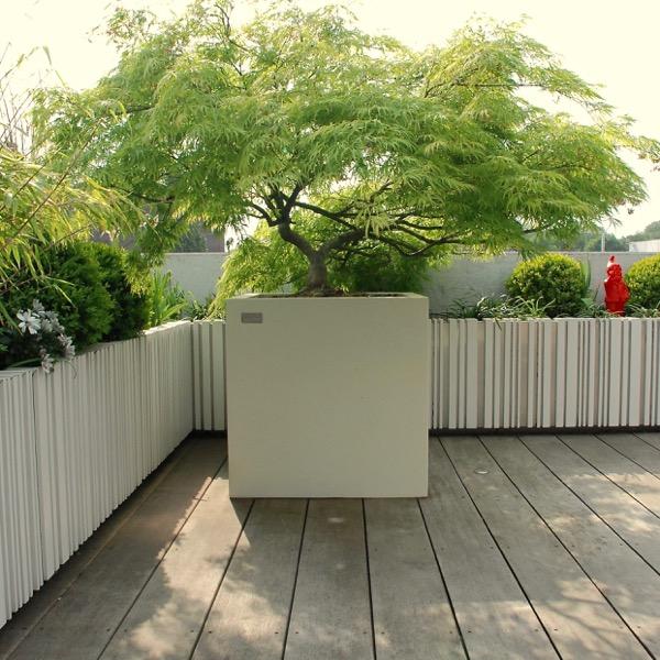 plantenbak-terras