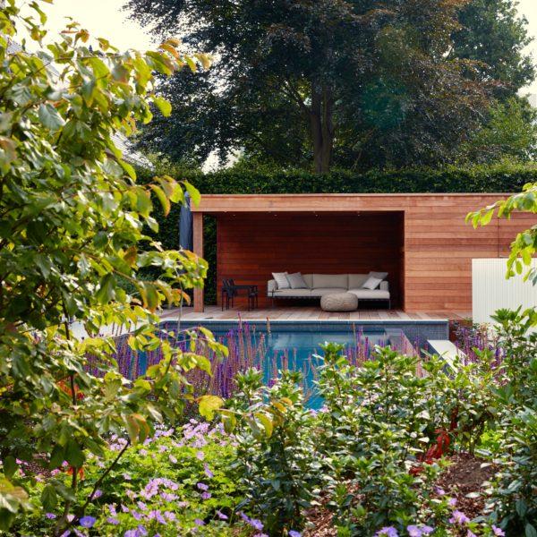 Zwembad : heerlijk genieten op vakantie in eigen tuin / Sint-Denijs-Westrem