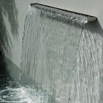 wateruitloop